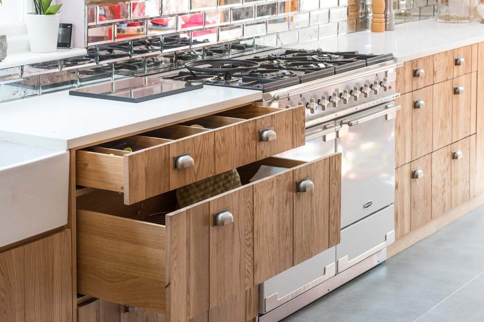 Amersham kitchen detail