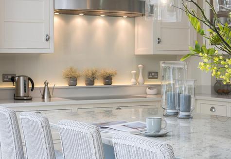 Kitchen lifestyle view
