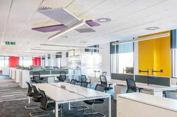 MLM office interior, Ashford