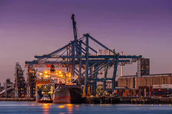 Tilbury Container Port