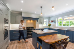 Kitchen in Addington, Kent
