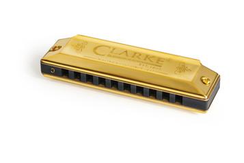 Clarke harmonica