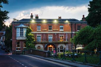 Lion Hotel, Farningham