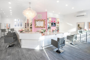 Hairdresser studio, Maidstone