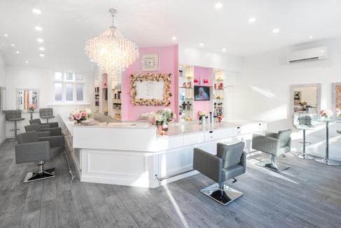 Hairdresser studio, Maidstone