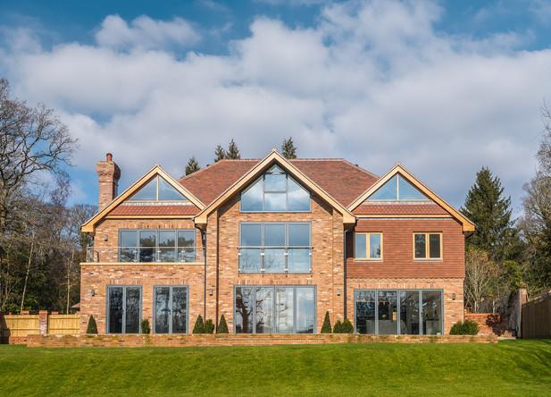 A new build home near East Grinstead