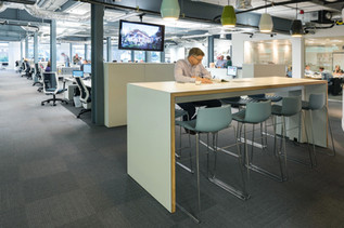Architects office interior