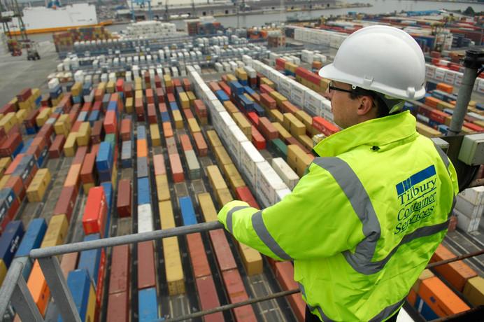 Tilbury Container Services, Essex