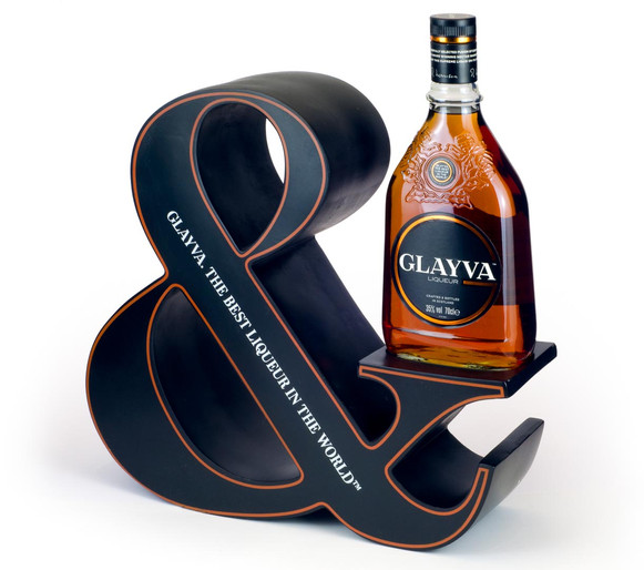Bottle Plinth Glayva