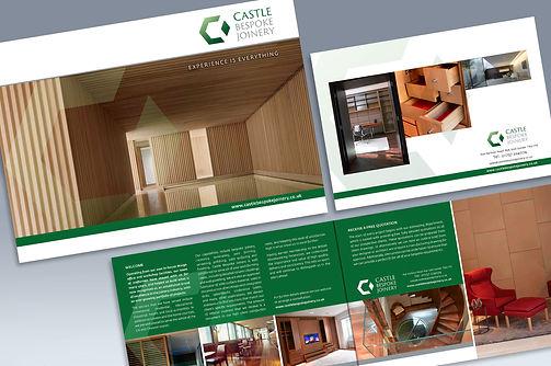Castle Bespoke Joinery brochure