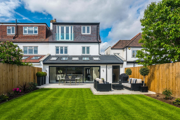 Private house, Upminster