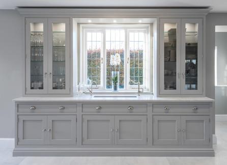Upper Lodge kitchen