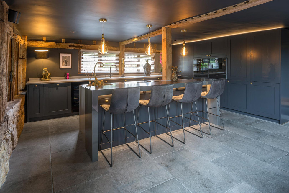 Manor Barn kitchen