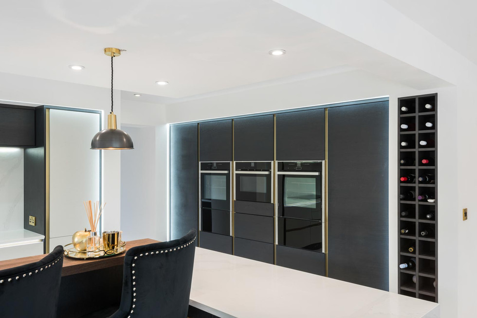 Contemporary kitchen, nr Maidstone