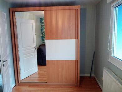 Modification d'une armoire