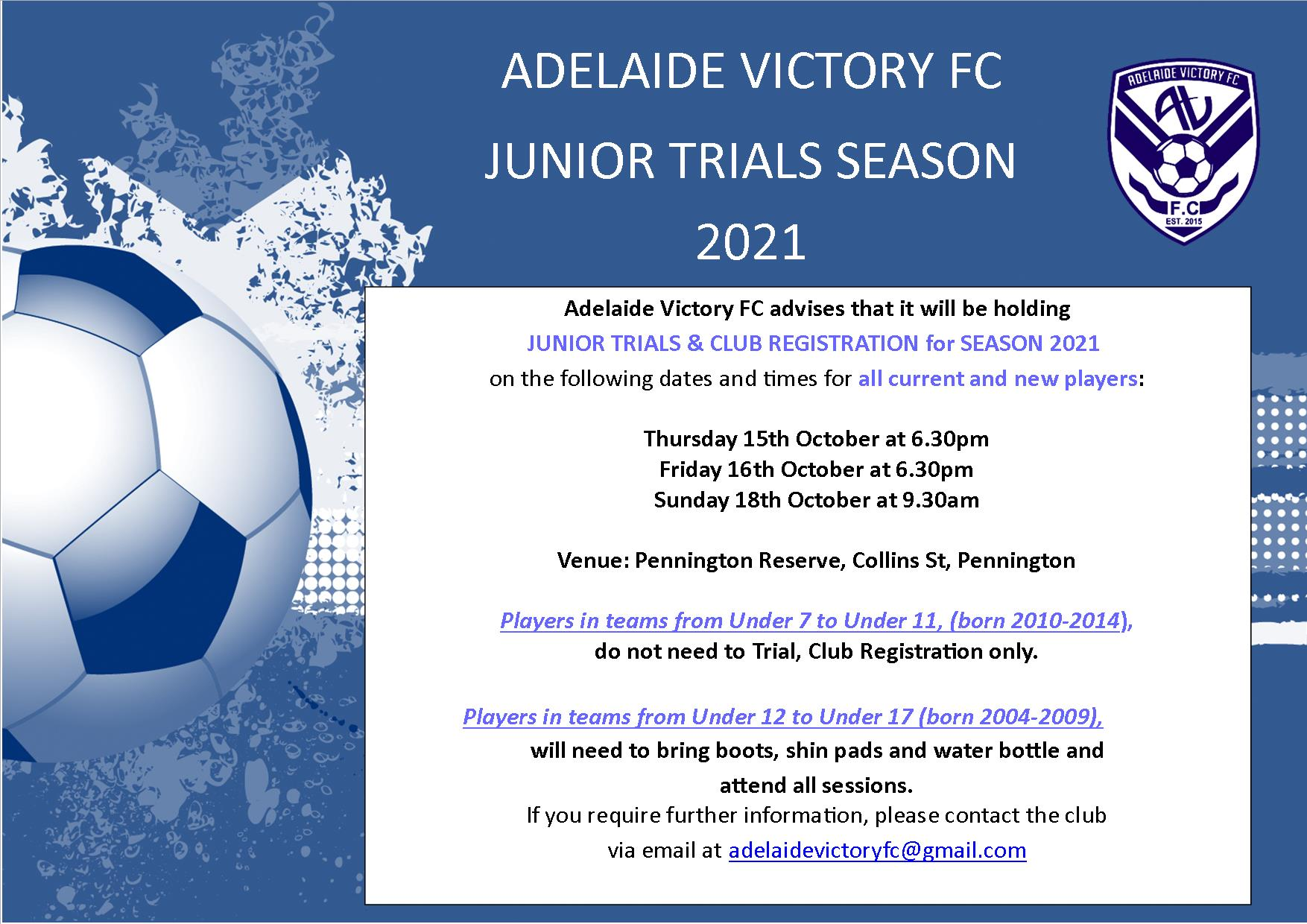 JUNIOR TRIAL AD