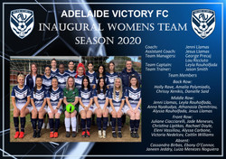 womens inaugural team amended 2