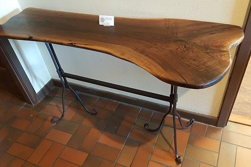 Texas Black Walnut Hallway/Sofa Table