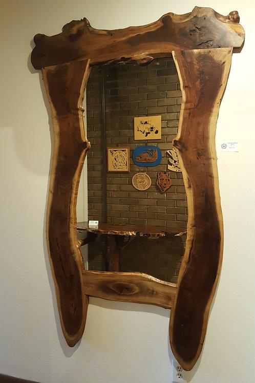 Texas Black Walnut Mirror