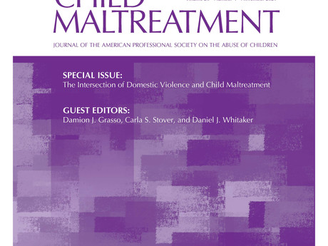 """Join APSAC for """"The Intersection of Intimate Partner Violence and Child Maltreatment"""""""
