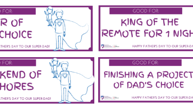 Celebrate Father's Day With APSAC