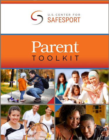 New Resource: Parent Toolkits from the US Center for Safe Sport