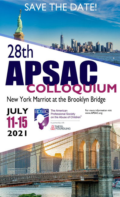Call for Proposals for APSAC's 28th Colloquium