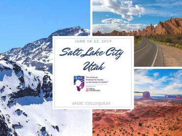 Register Now for the 2019 Colloquium in Salt Lake City!