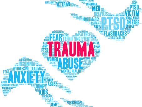 Trauma is not Shameful ! It is not a Life Sentence