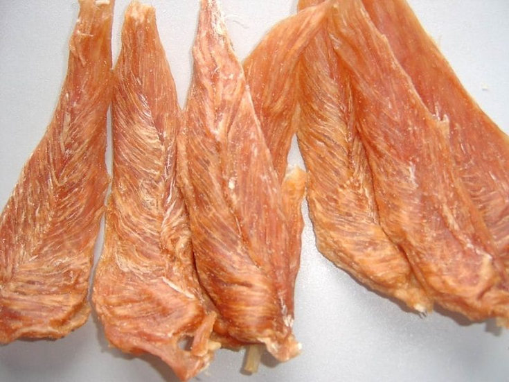 Pastured Chicken Jerky