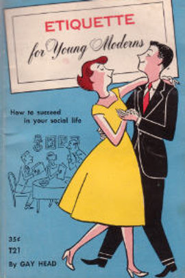 Etiquette for Young Moderns