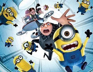 Universal Studio's FL Minion Mayhem Ride