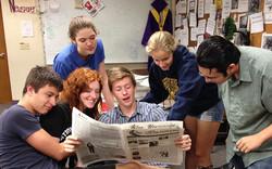 BMHS Newspaper