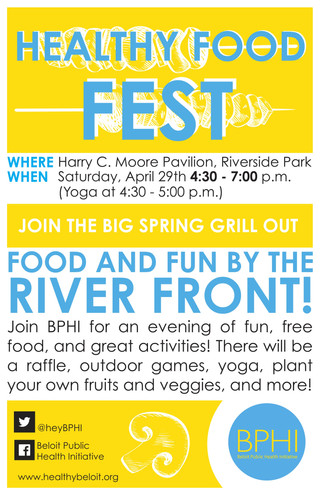Healthy Food Fest