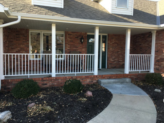AFCO Railing with Columns