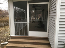 Screen Entry Door