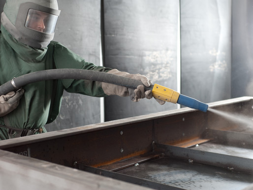 Arkote  | All About The Sandblasting & Priming