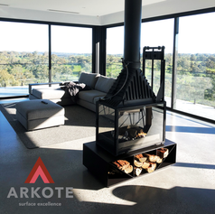 Sharing with you one of our high temparature projects: Fireplace Stand. In the photo you can see the final look of Installed Fireplace👌. High-temperature Powder Coating is a series of silicone-based functional coatings providing excellent: ✅Heat Resistance, ✅Corrosion Resistance and ✅High Colour retention.