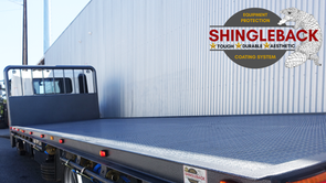 Take a look at top coated Truck Tray. If you like it though🤛🤜. Colour - Gunbarrel Shadow.