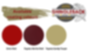 shingleback coating system colour range