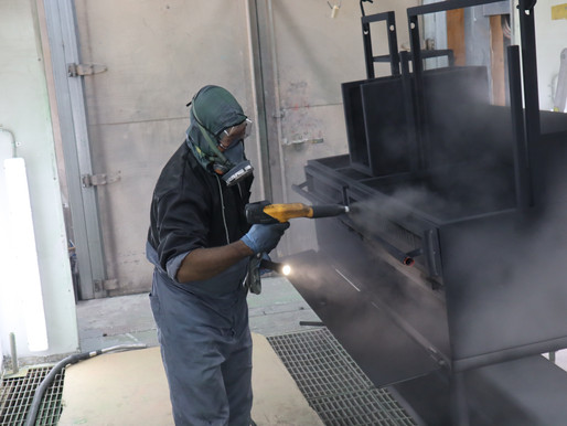 Refractakote By Arkote | Heat Resistant Powder Coating System