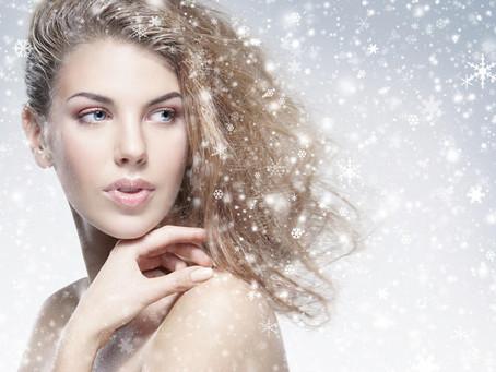 Cuidados en invierno para nuestro cabello y nuestra piel