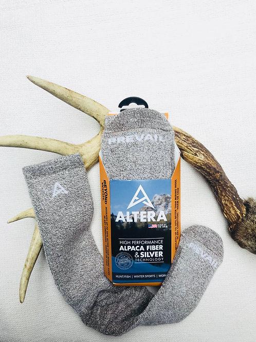 Altera Medium Weight OTC Socks