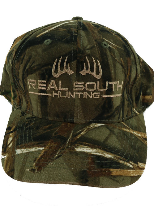 Real South Hunting, Solid Muddy Water hat