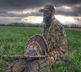 Brook Sanders Real South Hunting Owner