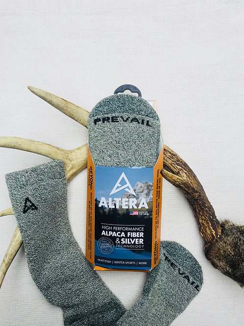 Altera Medium Weight OTC Socks