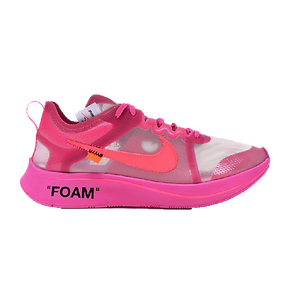 Off White Zoom Fly (Pink)