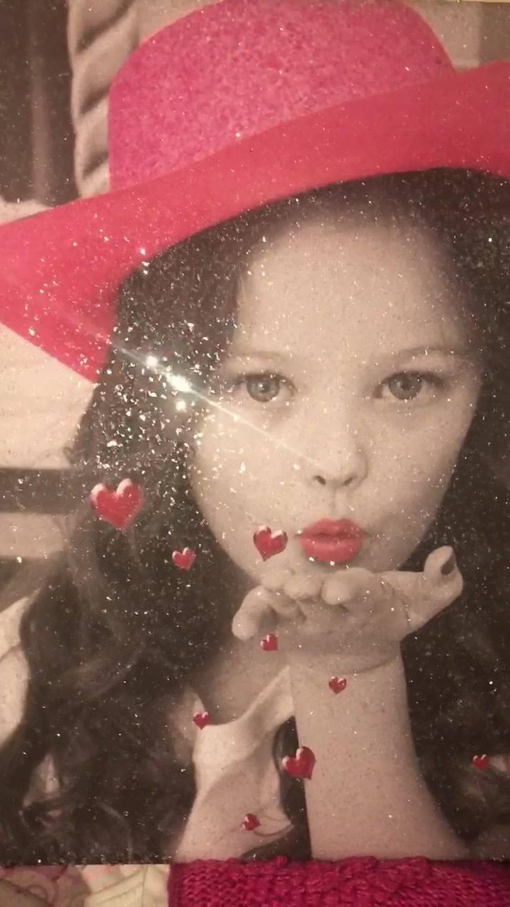 Glitter Photoshoot