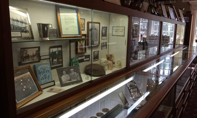 Tufts Archives at The Given Library