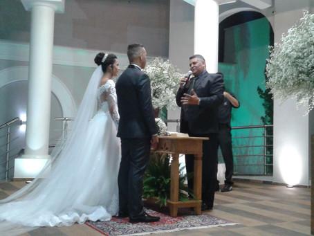 Casamento de Gabriela e Pablo